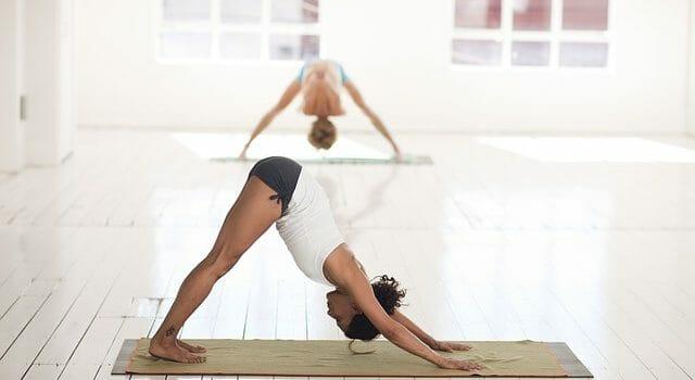yoga para reducir ansiedad