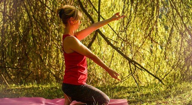 Yoga por la mañana…¡SÍ!